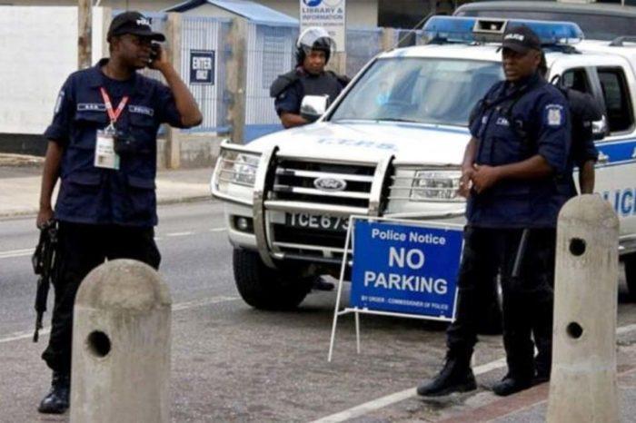Detenidos de Trinidad y Tobago