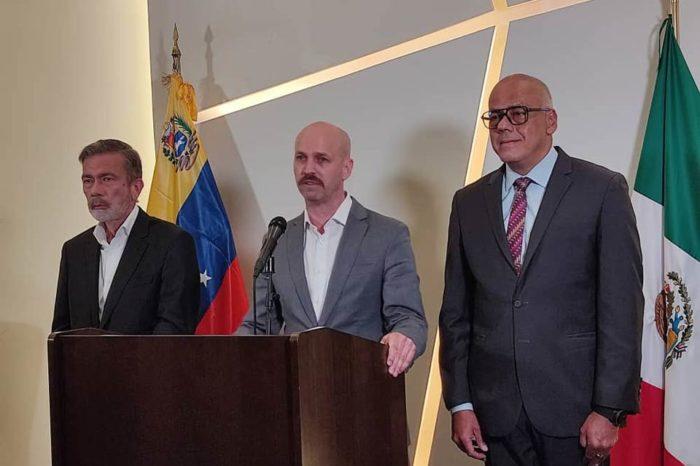 Tercera ronda del diálogo en México