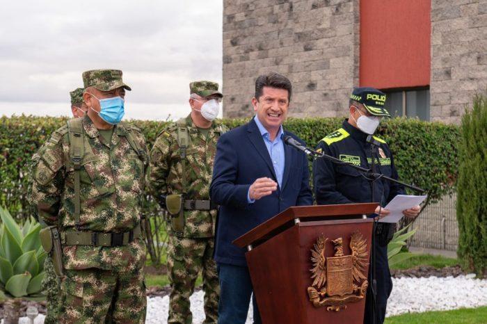 Diego Molano Colombia FARC ELN