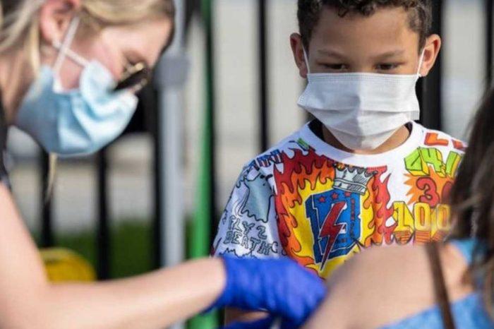 Vacuna a niños - Covid