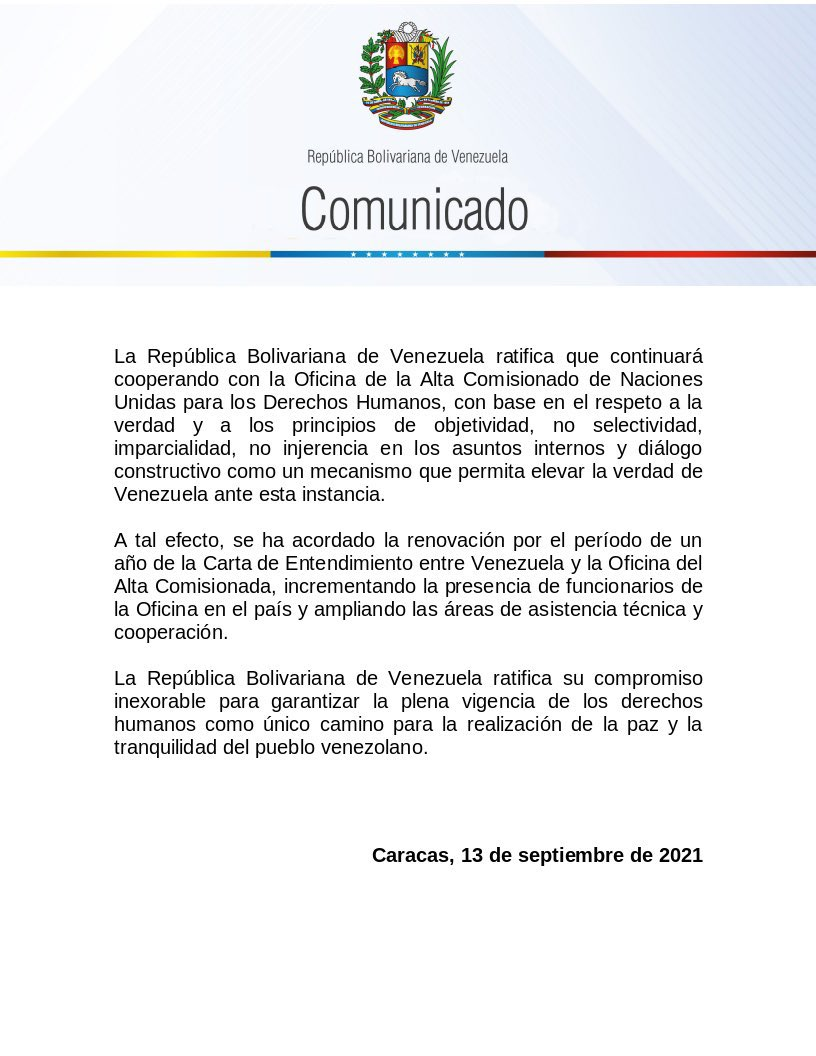 Cancilleria Bachelet 2