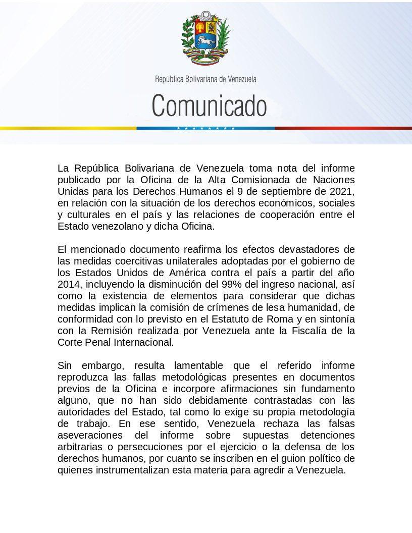 Cancilleria Bachelet 1