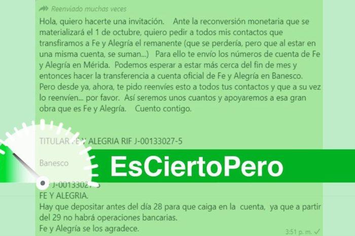 EsPaja Fe y Alegria reconversion