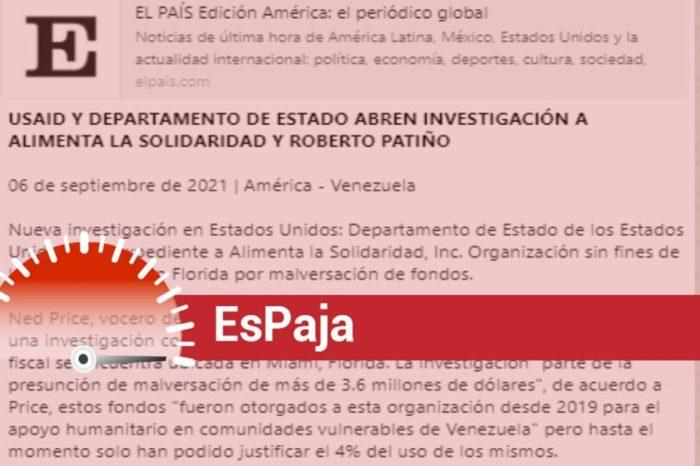 EsPaja Roberto Patiño El Pais