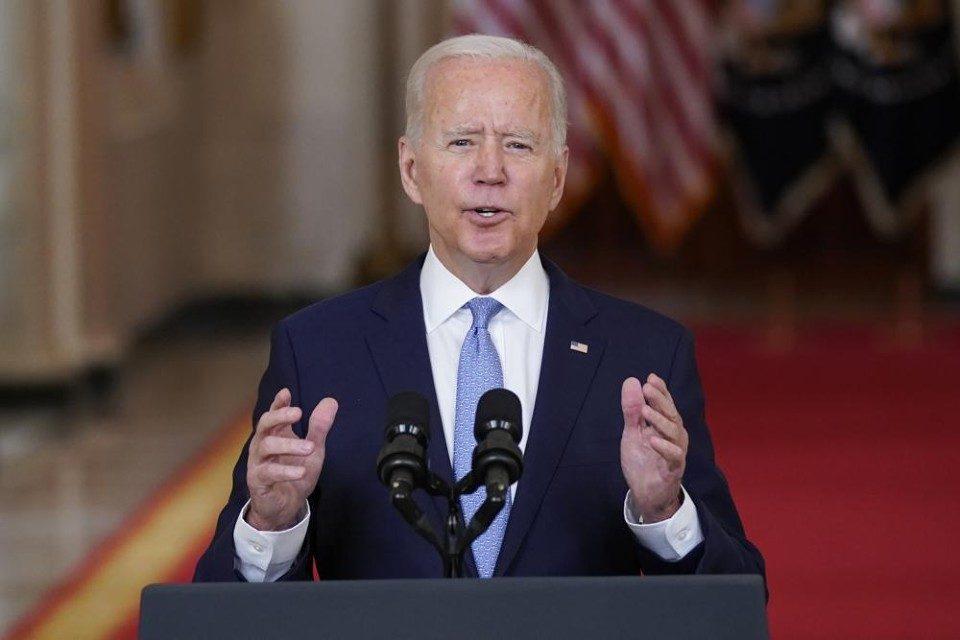 Joe Biden EEUU Afganistán