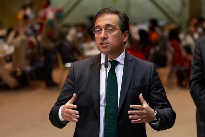 José Manuel Albares España