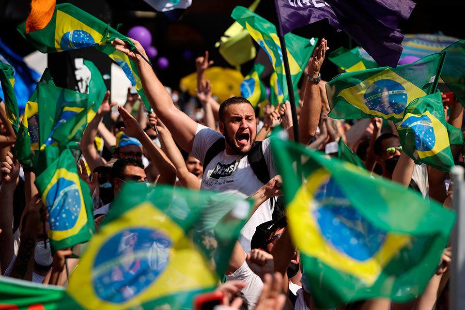 La única vía política posible para Brasil