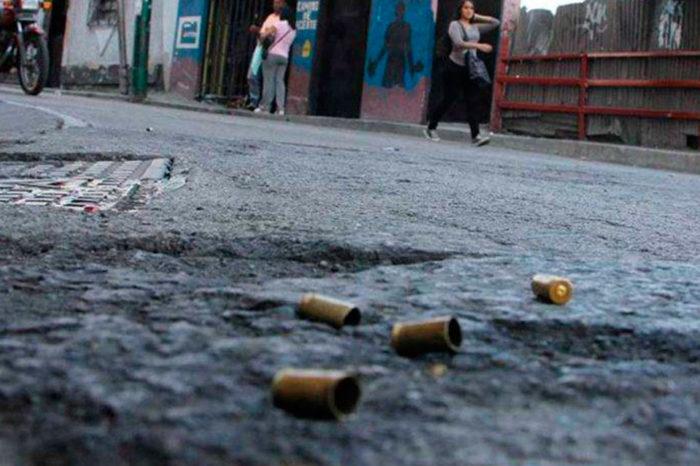 La violencia en Venezuela tiene quien la vigile