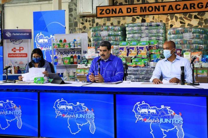 Nicolás Maduro recicla regulación de precios