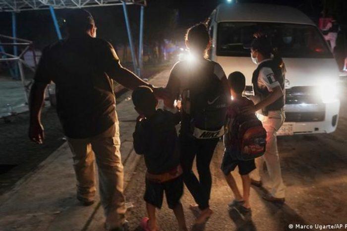 Migrantes México Archivo