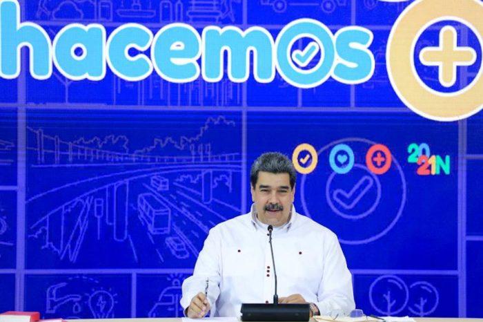 Nicolás Maduro sobre diálogo de México