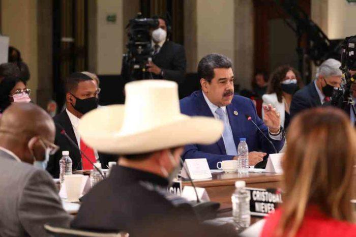 El Síndrome Maduro