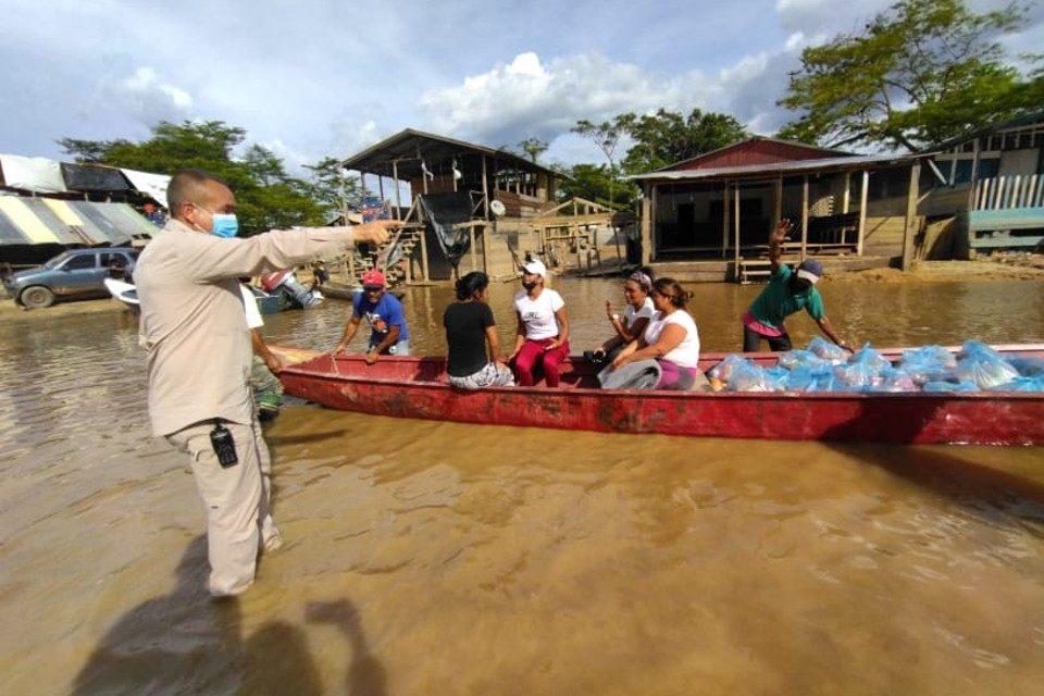 Noguera Pietri lluvias Guyana Esequibo