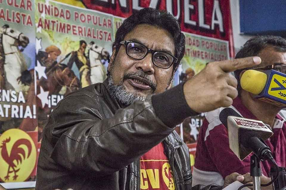 PCV comunista Oscar FIguera