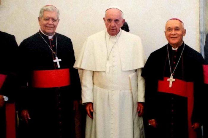 """Papa Francisco lamentó muerte del cardenal Urosa Savino y lo calificó de """"pastor abnegado"""""""