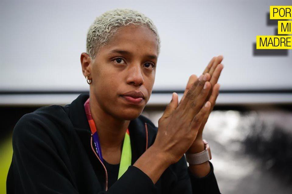 Yulimar Rojas y la prensa venezolana