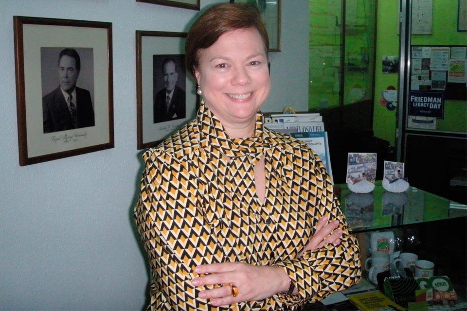 Tiziana Polesel sobre control de precios