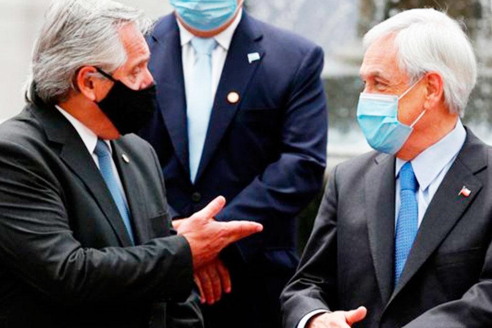 Un diferendo argentino chileno con olor a naftalina