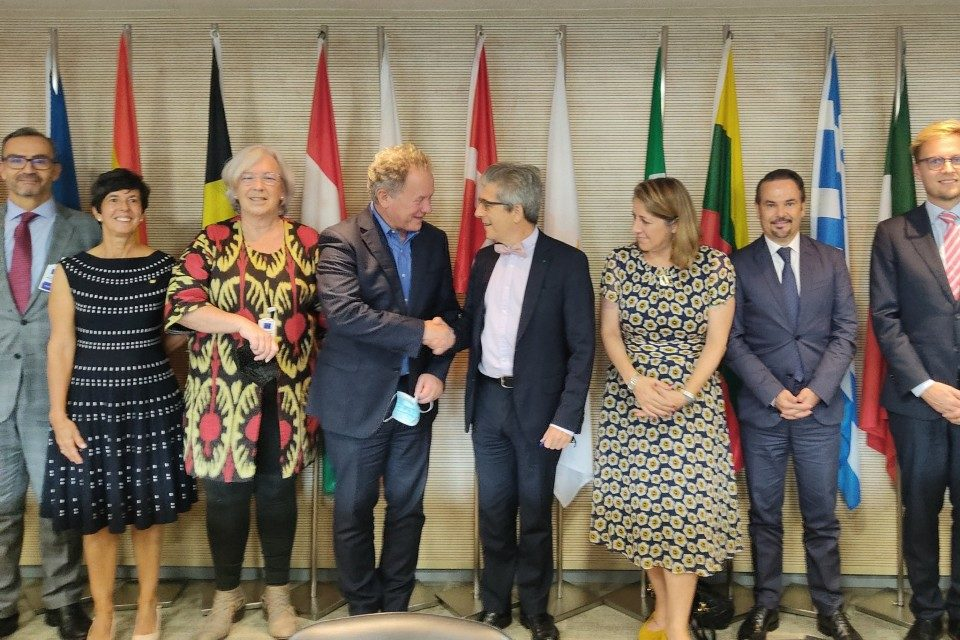 Union Europea Programa Mundial de Alimentos