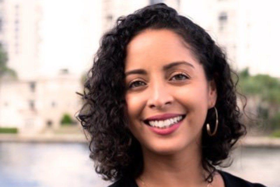 Venezolana Luisana Pérez