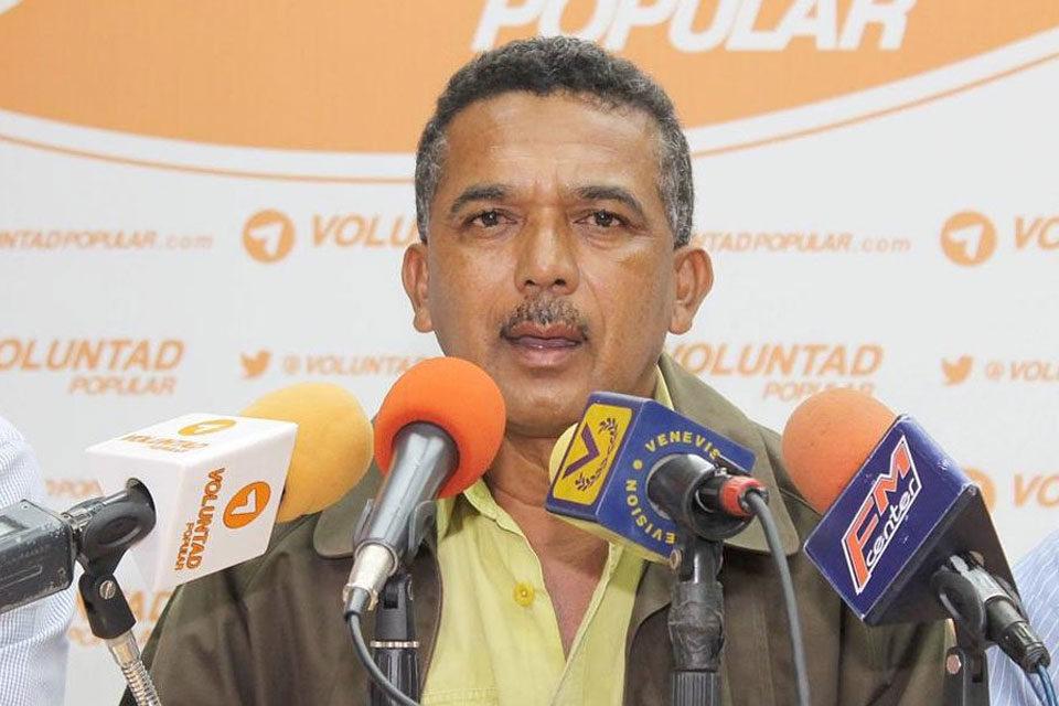 Excarcelan a responsable de VP en Guárico, Yovanny Salazar