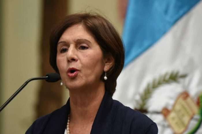 maria-teresa-romero_afp Guatemala