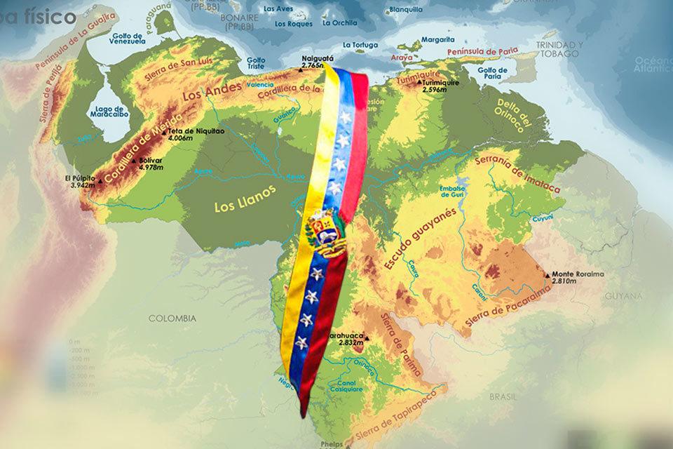Nuestra candidata es Venezuela