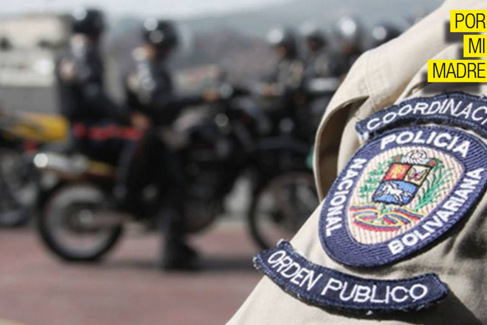 La unión malandra-militar-policial que nos gobierna