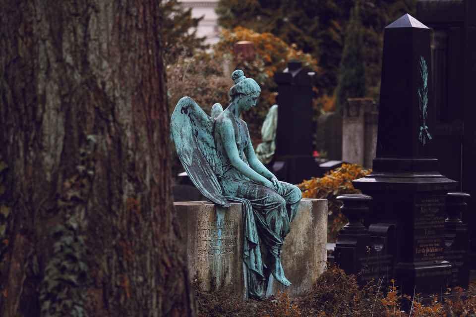 Qué solos se quedan los muertos, por Paulina Gamus