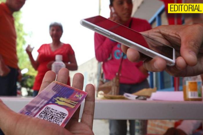 Los abusos del simulacro electoral no se pueden repetir el 21N