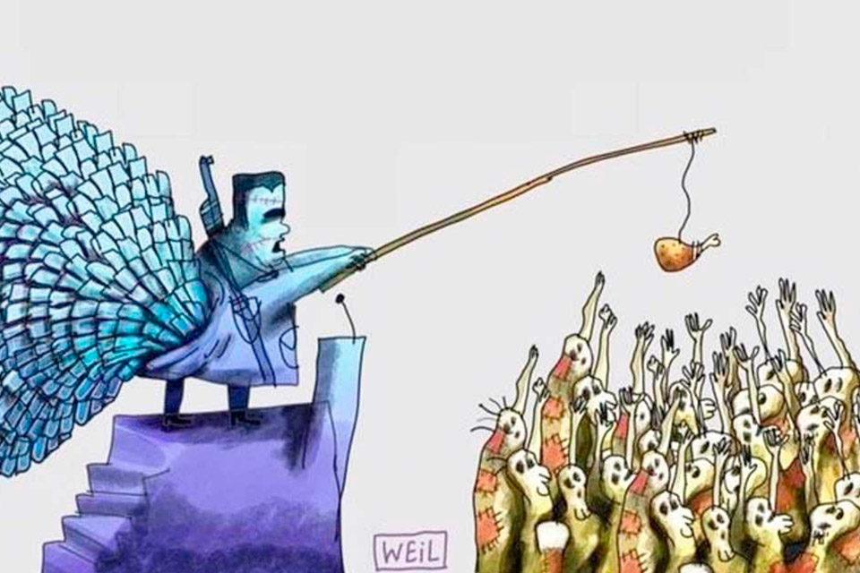 El populismo y la ventaja de llamarse de izquierda