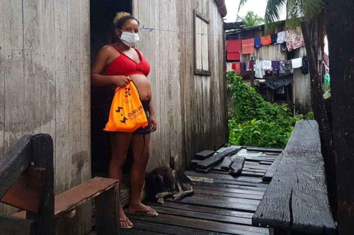 Unicef pide más apoyo para los cientos de venezolanos que cruzan a Brasil por Pacaraima