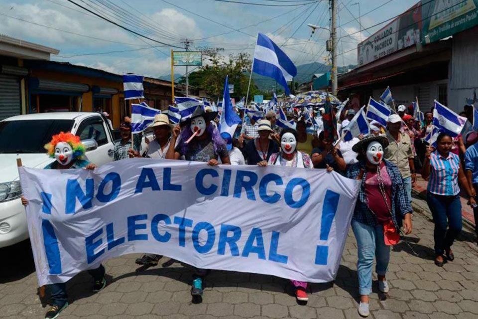 Nicaragua: avanza la farsa electoral, por Félix Arellano