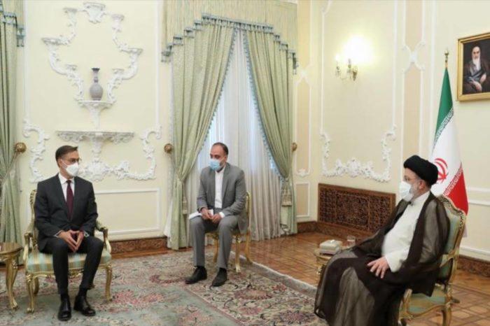 cooperación - Irán