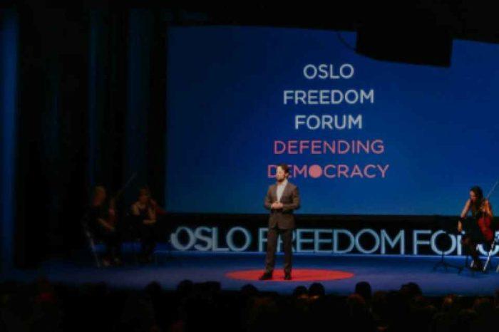 Activistas mundiales contra las tiranía se reúnen en Miami en Oslo Freedom Forum
