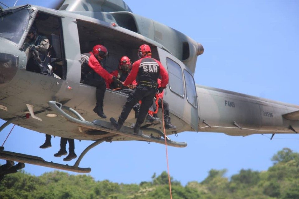 ¿Cuál es el estado de los servicios de búsqueda y salvamento en aguas de Venezuela?