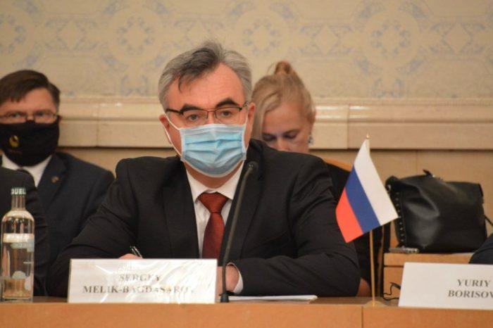 Sergey Melik-Bagdasarov Rusia Alex Saab
