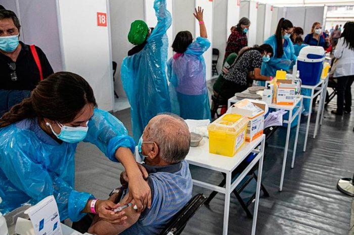 Disminución en el ritmo de vacunación en América Latina